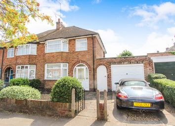 Thumbnail Semi-detached house for sale in Lindfield Road, Leicester