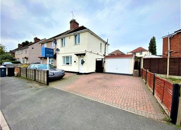 Thumbnail 3 bed semi-detached house for sale in Alexander Road, Bedworth, Warwickshire