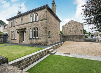 Thumbnail 4 bed detached house for sale in Varley Road, Slaithwaite, Huddersfield