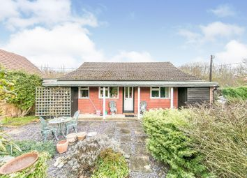 Thumbnail 3 bed detached bungalow for sale in Byng Hall Road, Ufford, Woodbridge
