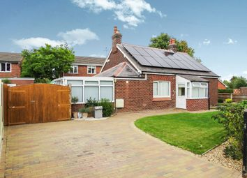 Thumbnail 3 bedroom detached bungalow for sale in Mayfield Road, Blacon, Chester