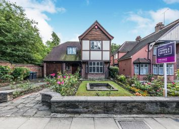 4 bed detached house for sale in Waterfall Road, London N14