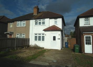 Thumbnail 3 bedroom semi-detached house to rent in Hampden Road, Harrow Weald