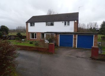 Thumbnail 4 bed detached house for sale in Crayburne, Southfleet, Gravesend