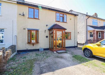 Thumbnail 3 bed semi-detached house for sale in Essington Road, Willenhall