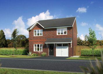 "Thumbnail 4 bedroom detached house for sale in ""Denewood"" at Ffordd Eldon, Sychdyn, Mold"
