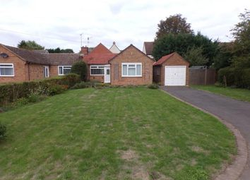 Thumbnail 2 bed bungalow for sale in Crawford Close, Bidford-On-Avon, Alcester, Warwickshire