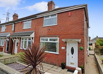 Thumbnail 2 bed town house for sale in Russell Place, Sandyford, Stoke-On-Trent