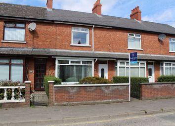 Thumbnail 2 bed terraced house for sale in Parkgate Avenue, Sydenham, Belfast