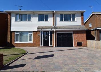 Thumbnail 4 bed detached house for sale in Cliff Avenue, Herne Bay