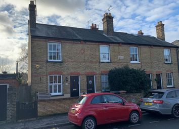 Thumbnail 2 bed end terrace house for sale in Grove Road, Old Moulsham, Chelmsford