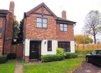 Thumbnail 3 bed detached house to rent in Packhorse Close, Worcester