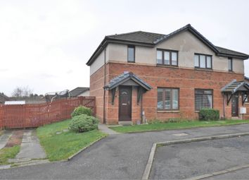 Thumbnail 3 bed semi-detached house for sale in Tower Avenue, Barrhead