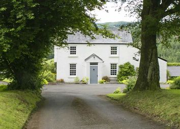 Thumbnail 4 bed detached house for sale in Newchurch, Chepstow