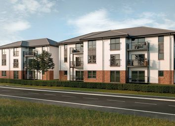 "Thumbnail 2 bed flat for sale in ""Beatrice Rannoch - Plot 97"" at Kelvinvale, Kirkintilloch, Glasgow"