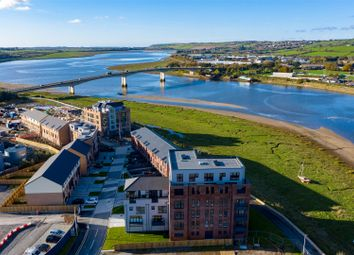 Thumbnail 3 bed flat to rent in Taw Wharf, Sticklepath, Barnstaple