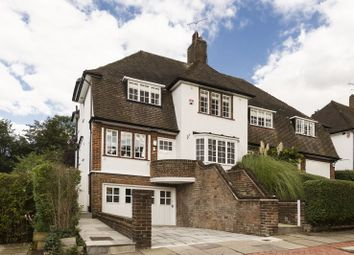 Thumbnail 4 bedroom semi-detached house for sale in Hill Top, London