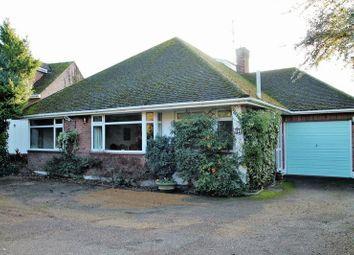 Thumbnail 3 bedroom detached bungalow for sale in Totternhoe Road, Dunstable, Bedfordshire
