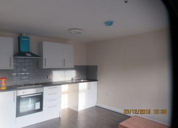 Thumbnail 1 bed flat to rent in Flat 7, 12 - 16 Commercial Street, Maesteg, Bridgend.