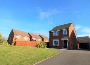 Thumbnail 4 bed detached house for sale in Bowling Alley Street, Talke, Stoke On Trent