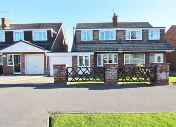 Thumbnail 3 bed semi-detached house for sale in Medlock Crescent, Handsworth, Sheffield