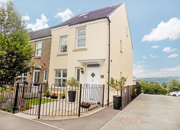 Thumbnail 4 bed end terrace house for sale in Llwyn Helyg, Neath, Neath Port Talbot.