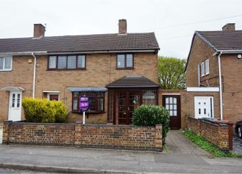Thumbnail 3 bed end terrace house for sale in Littleton Road, Willenhall