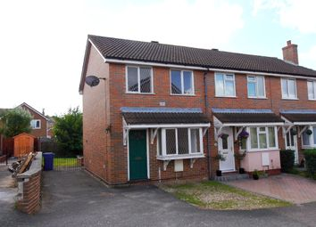Thumbnail 2 bed end terrace house to rent in Bourchier Close, Hadleigh, Ipswich, Suffolk