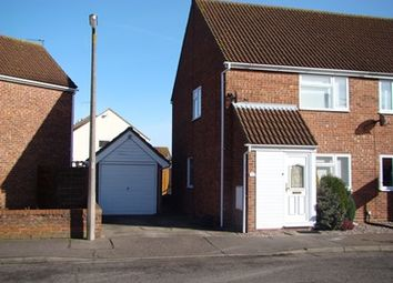Thumbnail 3 bed semi-detached house to rent in Richard Avenue, Colchester