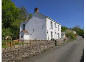 Thumbnail 3 bed detached house for sale in Garnant, Ammanford