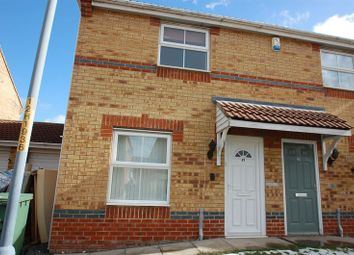 Thumbnail 2 bed semi-detached house for sale in Harrier Close, Thornaby, Stockton-On-Tees