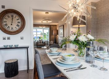 "Thumbnail 5 bed detached house for sale in ""Kinnaird"" at Rosehall Way, Uddingston, Glasgow"