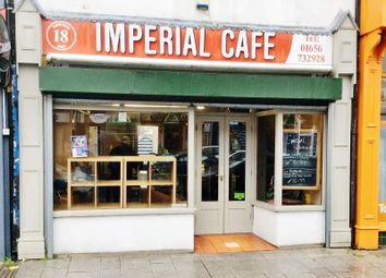 Thumbnail Restaurant/cafe for sale in 18 Commercial Street, Maesteg