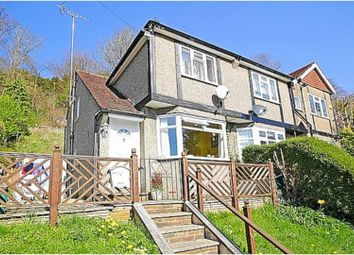 Thumbnail 3 bed semi-detached house for sale in Milner Road, Caterham