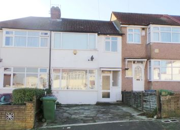 Thumbnail 5 bed terraced house for sale in Dale Avenue, Edgware, Middlesex