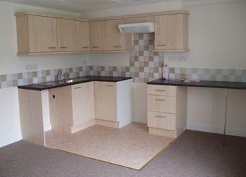 Thumbnail 1 bed flat to rent in High Street, Cullompton, Devon