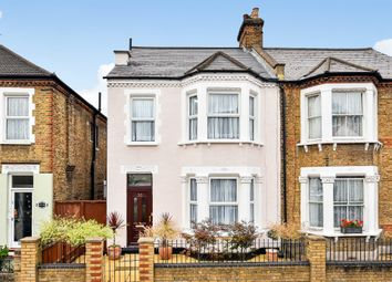 Thumbnail 4 bed semi-detached house for sale in Knighton Park Road, London