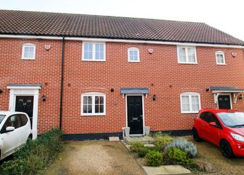 Thumbnail 3 bed terraced house for sale in Skoulding Place, Halesworth