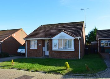 Thumbnail 2 bed bungalow for sale in Cranbrook Close, Cliftonville, Margate