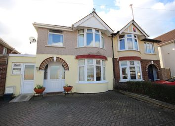 Thumbnail 3 bedroom semi-detached house for sale in Headlands Grove, Swindon