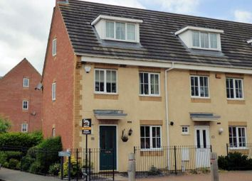 Thumbnail 3 bed property for sale in Vale Drive, Hampton Vale, Peterborough