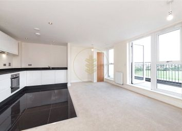 Thumbnail 2 bed flat to rent in Alder House, 1 Swannell Way, London