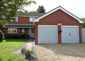 Thumbnail 4 bed detached house for sale in 8 The Paddock, Morton, Bourne, Lincolnshire