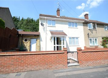 Thumbnail 3 bed semi-detached house for sale in All Saints Crescent, Farnborough, Hampshire