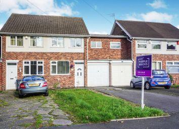 Thumbnail 3 bed terraced house for sale in Barrows Lane, Birmingham