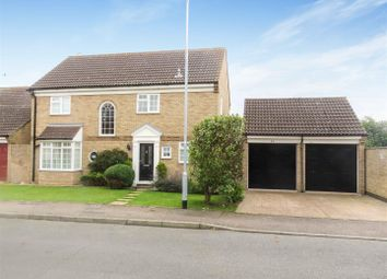 Thumbnail 4 bedroom detached house for sale in Norfolk Road, St. Ives, Huntingdon