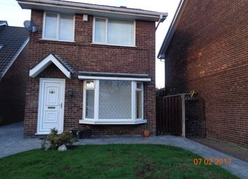 Thumbnail 3 bed detached house to rent in Lower Landedmans, Westhoughton