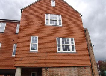 Thumbnail 3 bed town house to rent in 4 St Johns Mews New Road Wiltshire, Marlborough