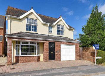 Thumbnail 4 bed detached house for sale in Draycott Road, Chiseldon, Swindon