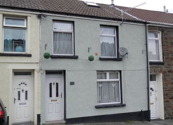 Thumbnail 3 bed property for sale in Parc Road, Cwmparc, Rhondda Cynon Taff.
